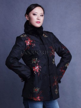 Secret Garden Women Wadded Jacket