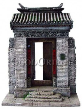 Chinese Miniature Arts--Lucky Gate