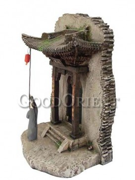 Chinese Miniature Arts--Hanging Lantern