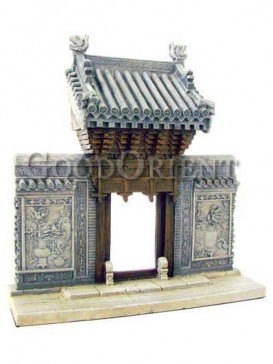 Chinese Miniature Arts--Fortune Gate