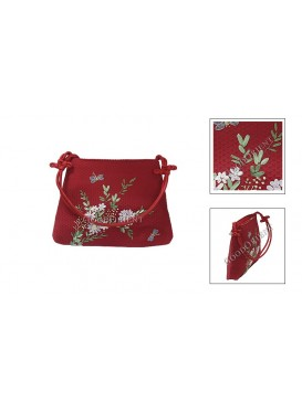 Starlike Flower Hand Bag---Chinese Knot