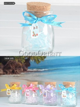 "Cute ""Pudding"" Style Wishing Bottle"