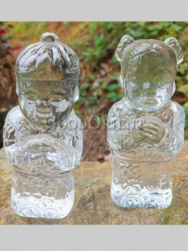 Exquisite Crystal Decoration-Boy&Girl