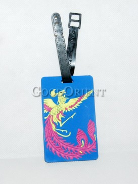 Chinese Style Plastic Card Cover-Phoenix