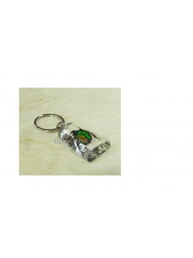 Centurial Insect Series Key Chain---Green Cockchafer