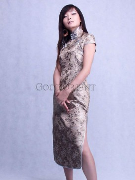 Classical Dragon Qipao