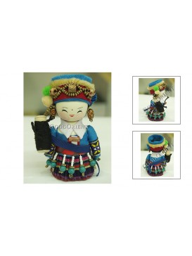 Lovely Handcrafted Ethnic Dolls/Pcs