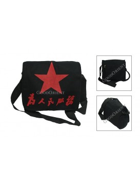Red Army Shoulder Bag---Black