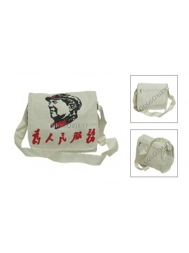 Red Army Shoulder Bag---White