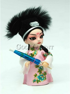 """Chinese Style """"Legend of the White Snake"""" Character Doll--Xu Xian"""