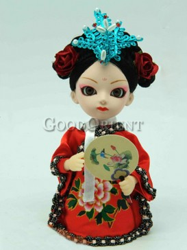 "Chinese Style ""Legend of Zhen Huan"" Character Doll--Hua Fei"