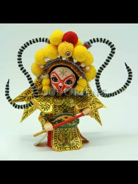 "Chinese Style ""Journey to the West"" Character Doll--Sun Wukong"