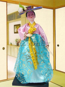 Gorgeous Dae Jang Geum Korea Doll Series--Hat
