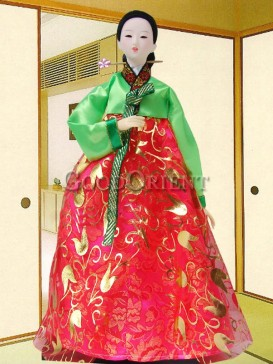 Attractive Dae Jang Geum Korea Doll