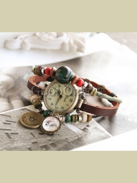 Retro Customizable Bracelet Watch