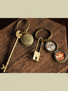 Exquisite Customizable Key Chain