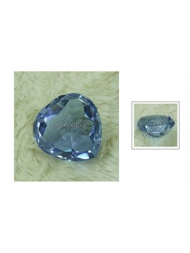 Crystal Sweet Heart Paperweight
