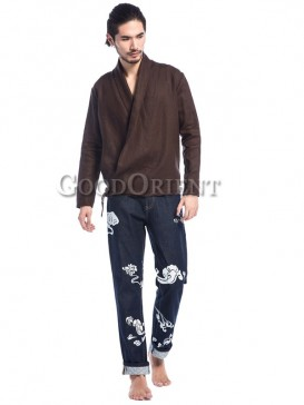 Original Auspicious Cloud Men's Pants