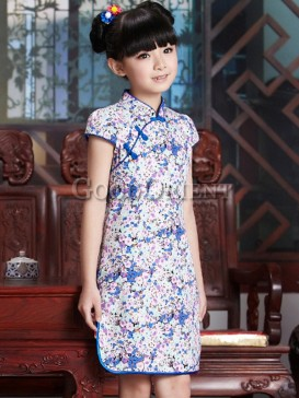 Fortune Floral Girl's Dress