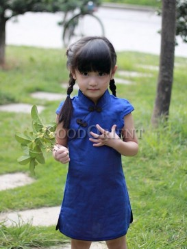 Captivating Simple Girl's Dress