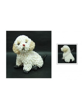 Sea Shell Decoration---Cute Puppy