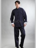 Oriental Style Simple Chinese Kungfu Suit