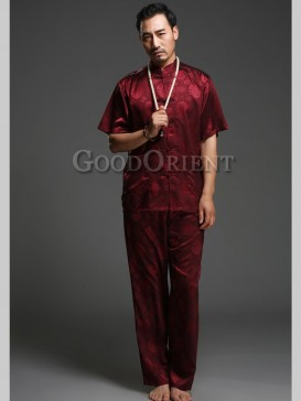 Leisure Style Chinese Kungfu Matching Set