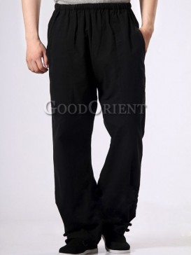 Classical Cotton Kungfu Pants