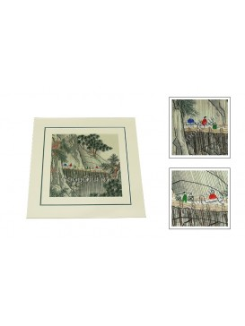 Huangshan Mountain Embroidery
