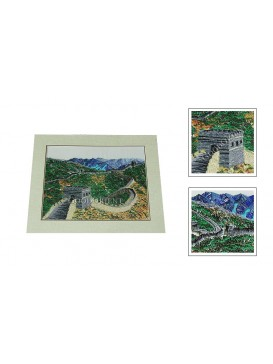 The Great Wall Embroidery
