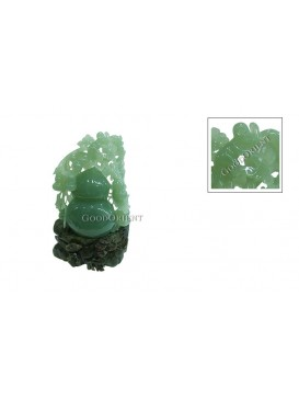 Jade Calabash Decoration