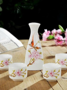 Japanese Sake Sets--Magpie