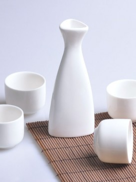 Japanese Simple Design Sake Sets
