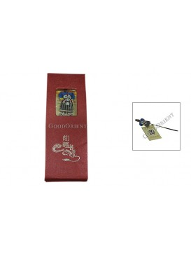 Peking Opera Mask Bookmark---Zhang Fei