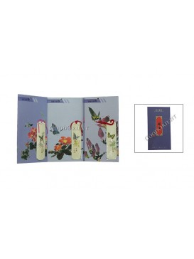 Chinese Fragrant Wooden Bookmark---Butterflies