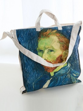Special Van-Gogh Design Cloth Bag