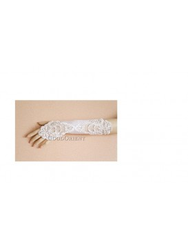 Lace Beauty Wedding Gloves