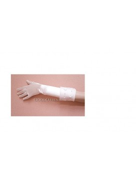 Unique Pearl Wedding Gloves