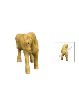 Natural Wooden Animal Decoration---Horse