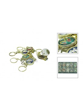 Dragon Cloisonne Nail-clippers