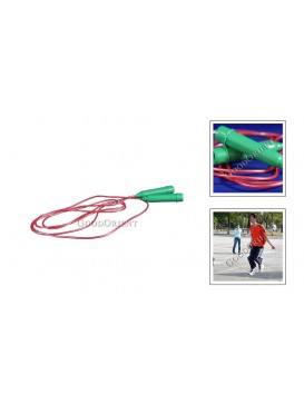 Red Rope Skipping