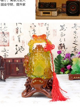 Excellent Auspicious Decoration Series--Toad