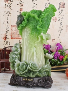 Perfect Auspicious Decoration Series--Cabbage
