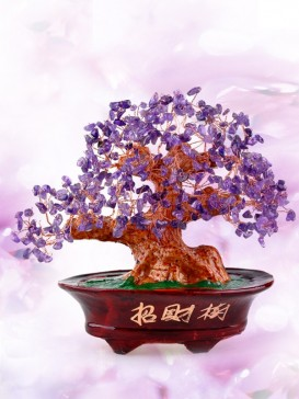 Perfect Auspicious Decoration Series--Tree