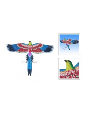 Chinese Colorful Eagle Kite