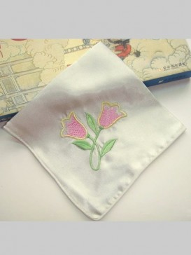 Exquisite Embroidery Handkerchief Series--Cncondom