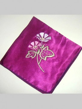Exquisite Embroidery Handkerchief Series--Dandelion