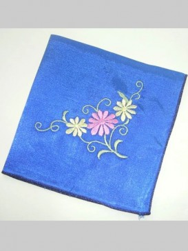Exquisite Embroidery Handkerchief Series--Chrysanthemum