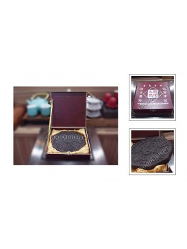 Yun Nan Tribute Puer Tea Cake Decoration