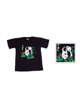 Cotton Kid T-shirt---Chinese Panda
